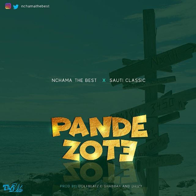 Photo of New AUDIO: Nchama The Best Ft. Sauti Classic – Pande Zote | Download