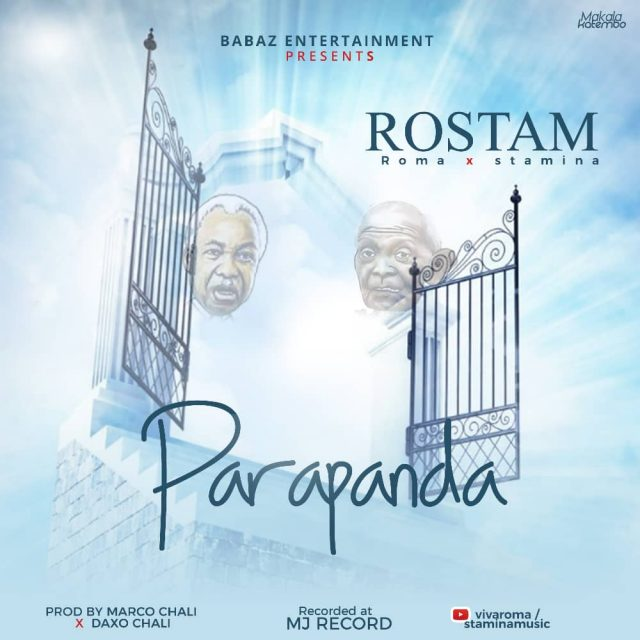 Photo of New AUDIO: Rostam (Roma x Stamina) – Parapanda | Download
