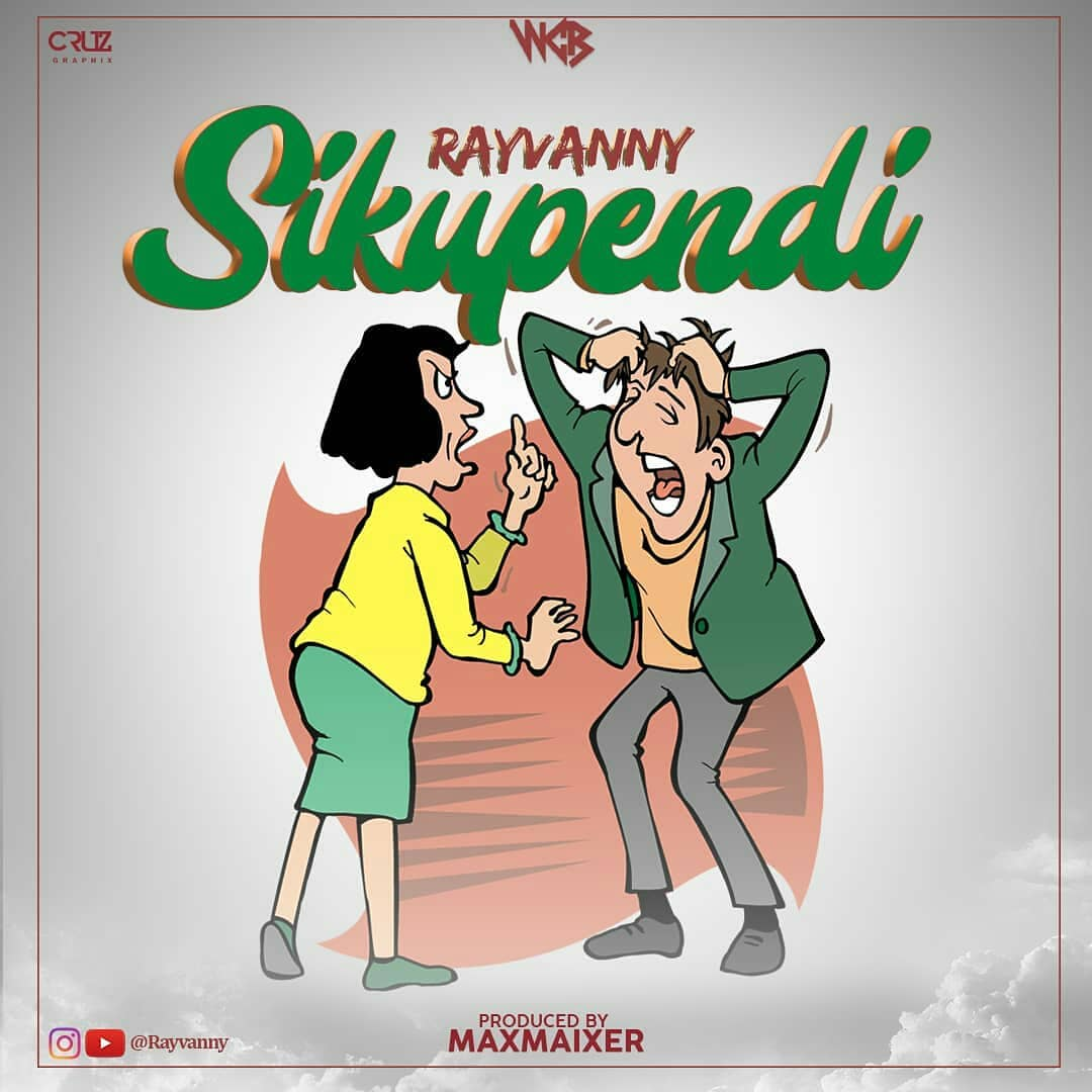 Photo of New AUDIO: Rayvanny – SIKUPENDI | DOWNLOAD