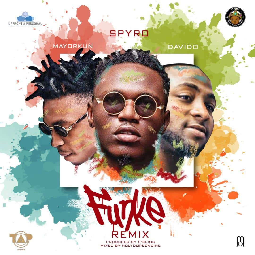 Photo of New AUDIO |  Spyro  ft. Davido & Mayorkun – Funke (Remix)