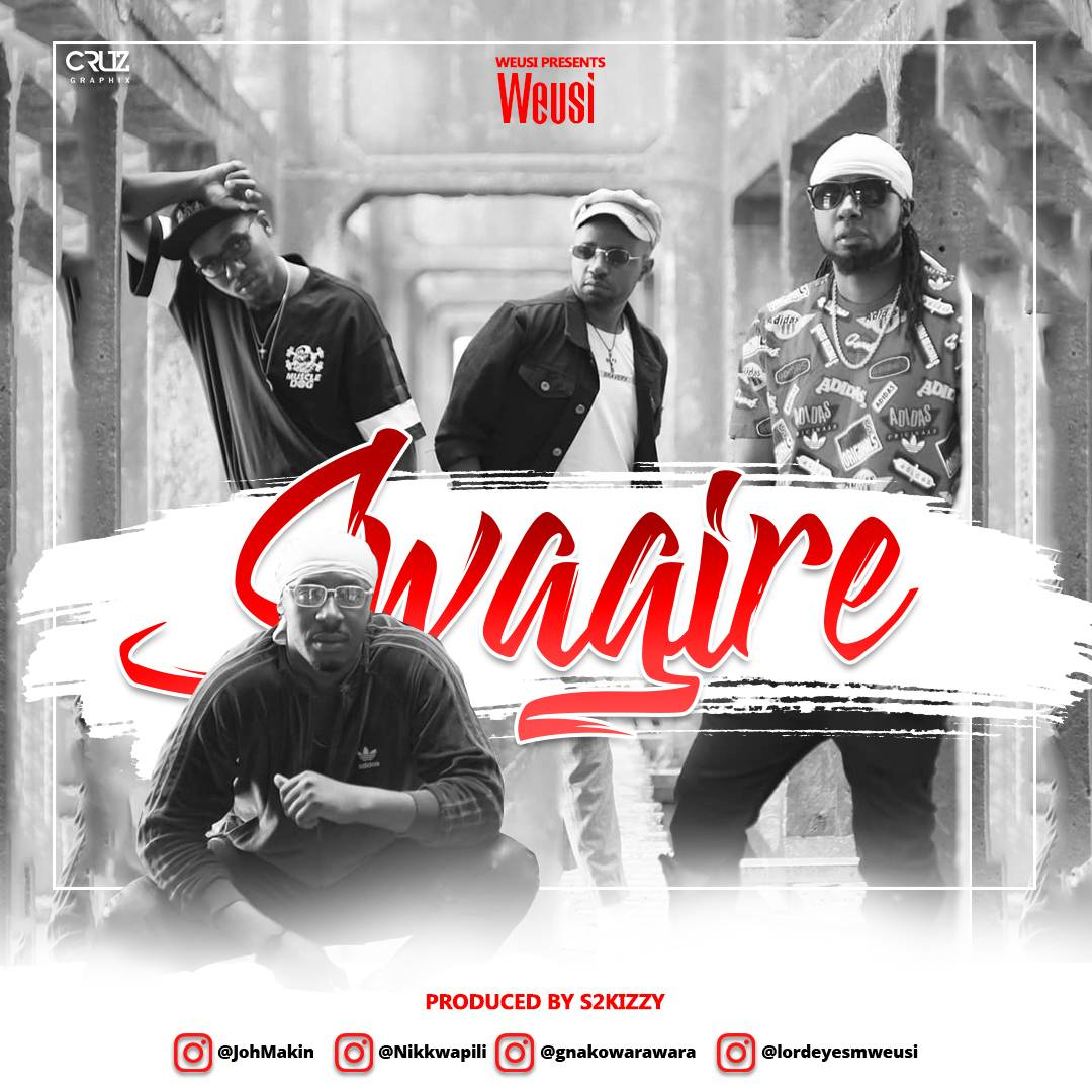 Photo of New AUDIO: Weusi – Swagiree | Download
