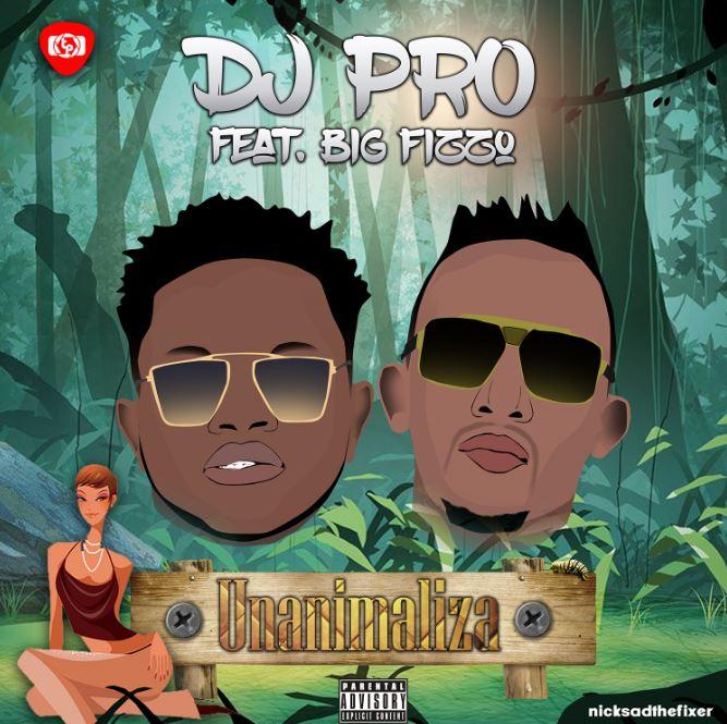 Photo of New AUDIO: Dj pro ft Big Fizzo – Unanimaliza   Download