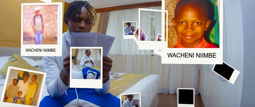 Photo of New VIDEO: Mr Seed – Wacheni Niimbe