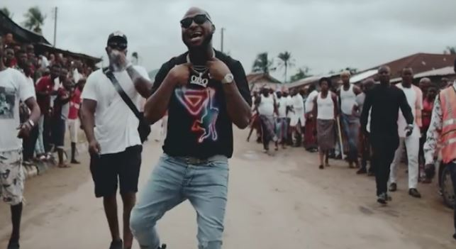 Photo of New VIDEO: Davido, Duncan Mighty & Peruzzi – Aza