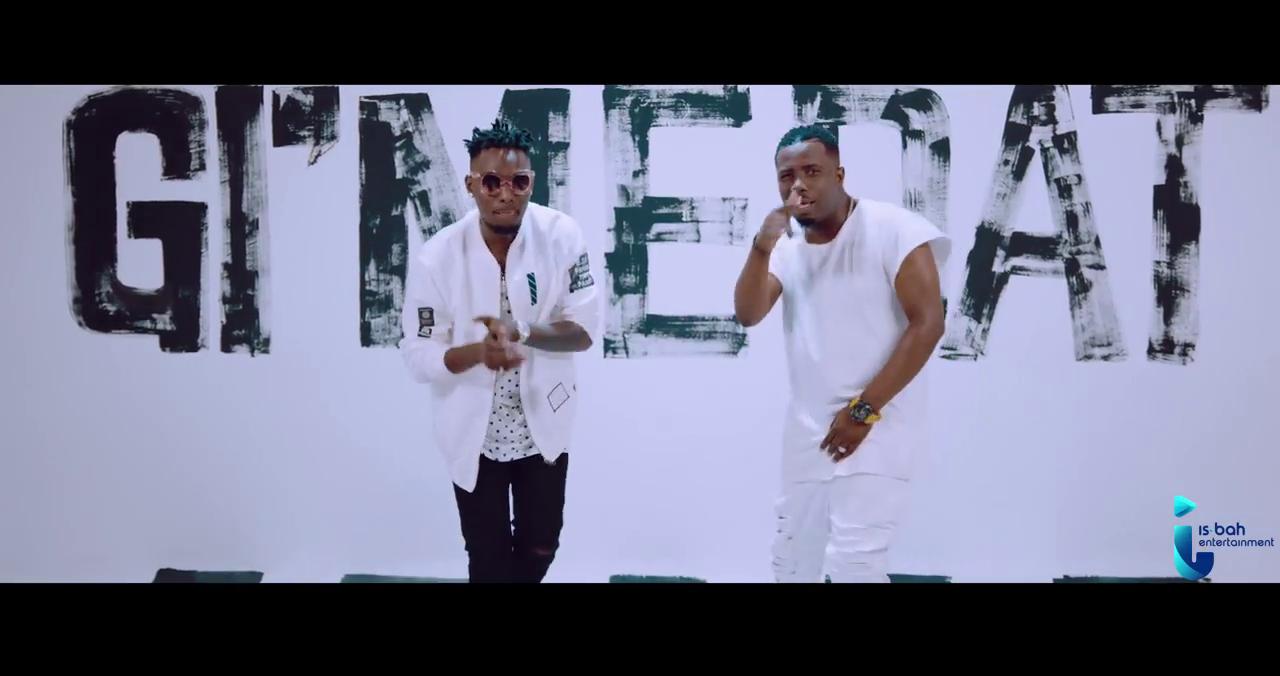 Photo of New VIDEO:  Mr T touch Ft. Baraka Da Prince – GI'ME DAT