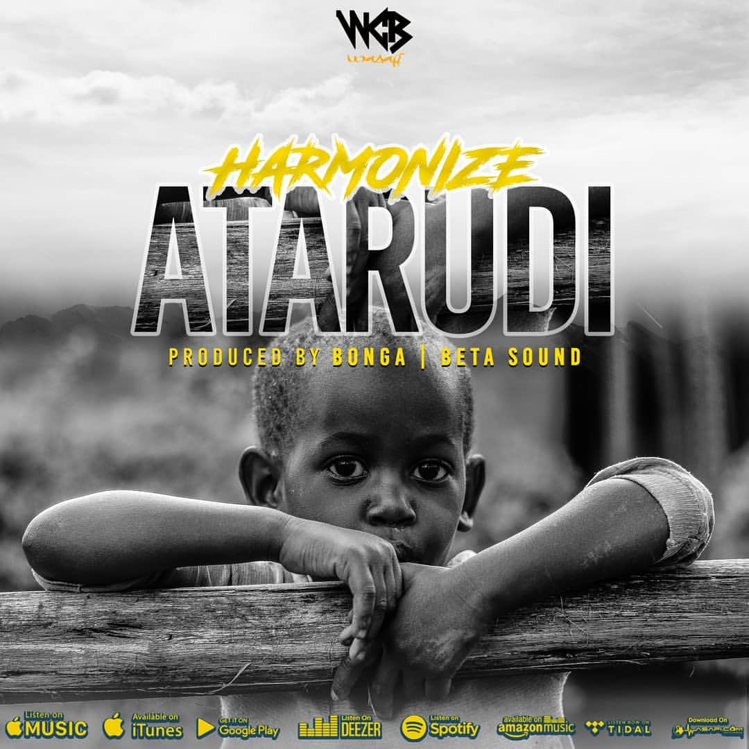 Photo of New AUDIO: Harmonize – Atarudi | Download
