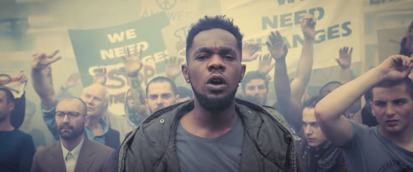 Photo of New VIDEO: Patoranking – Heal D World