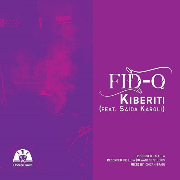 Photo of New AUDIO: Fid Q Ft. Saida Karoli – KIBERITI | DOWNLOAD