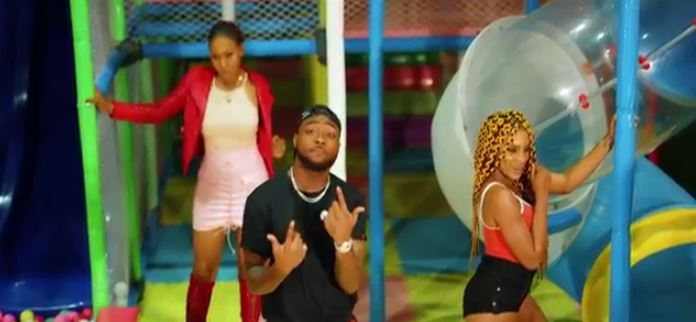 Photo of New VIDEO: Pryme ft. Davido & Peruzzi – Kilode