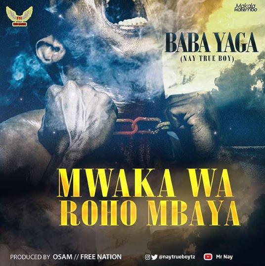 Photo of New AUDIO: Nay Wa Mitego – Mwaka Wa Roho Mbaya | DOWNLOAD