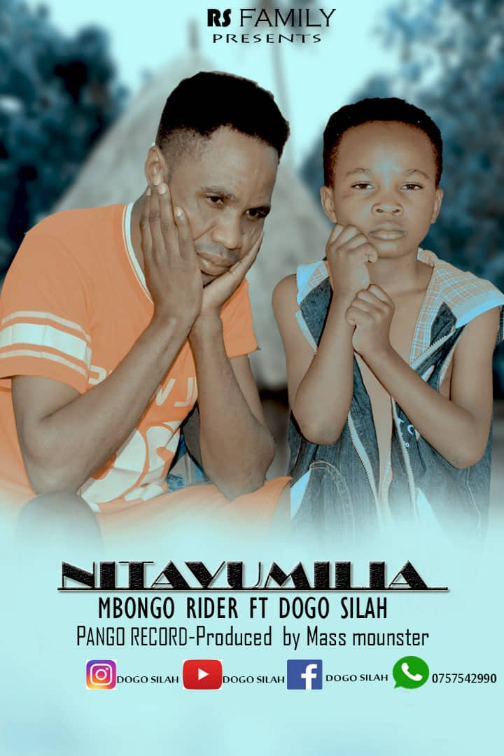 Photo of New AUDIO & VIDEO: Mbongo Rider ft Dogo Silah – Nitavumilia