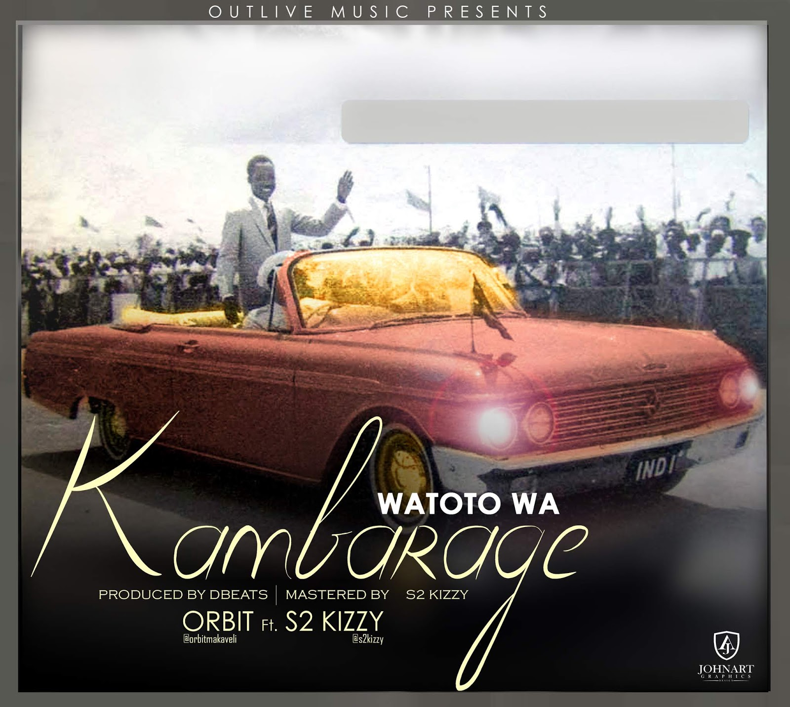 Photo of New AUDIO: Orbit Ft. S2kizzy- Watoto Wa Kambarage | DOWNLOAD