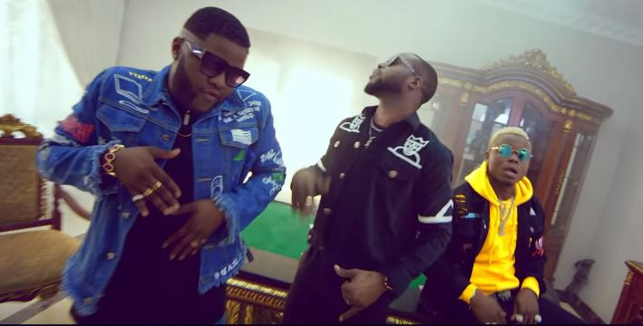 Photo of New VIDEO: DJ Neptune Ft Harmonize & Skales – Do Like I Do