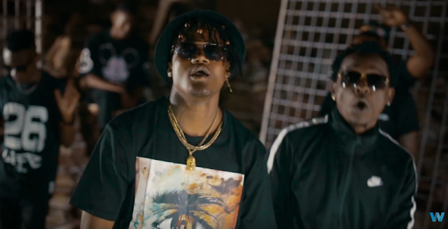 Photo of New VIDEO: Nyandu Tozzy Ft. Chin Beez – I DON'T CARE