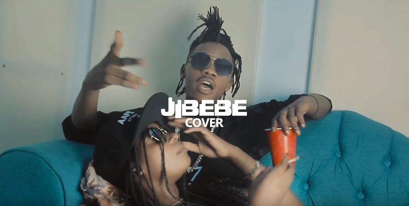 Photo of New VIDEO: Wcb wasafi – JIBEBE Cover By Pah One
