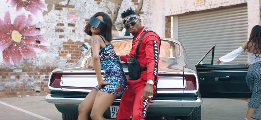 Photo of New VIDEO: Navy Kenzo Ft. Diamond Platnumz – Katika