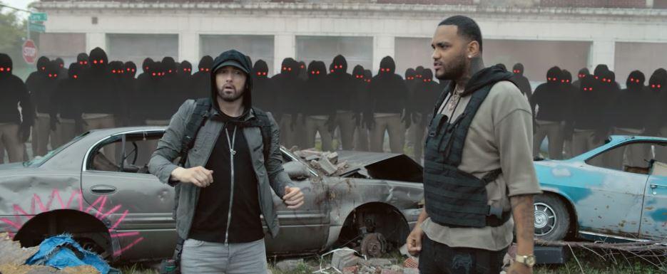 Photo of New VIDEO: Eminem  ft. Joyner Lucas – Lucky You