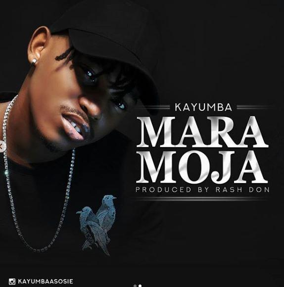 Photo of New AUDIO: Kayumba – Mara Moja | DOWNLOAD