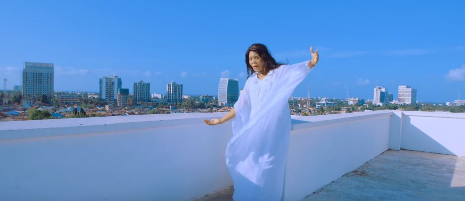 Photo of New GOSPEL VIDEO: Natasha Lisimo – Mfariji