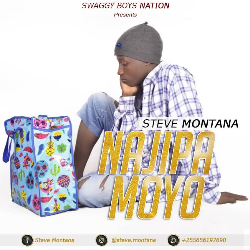 Photo of New AUDIO | Steve Montana – Najipa Moyo | DOWNLOAD