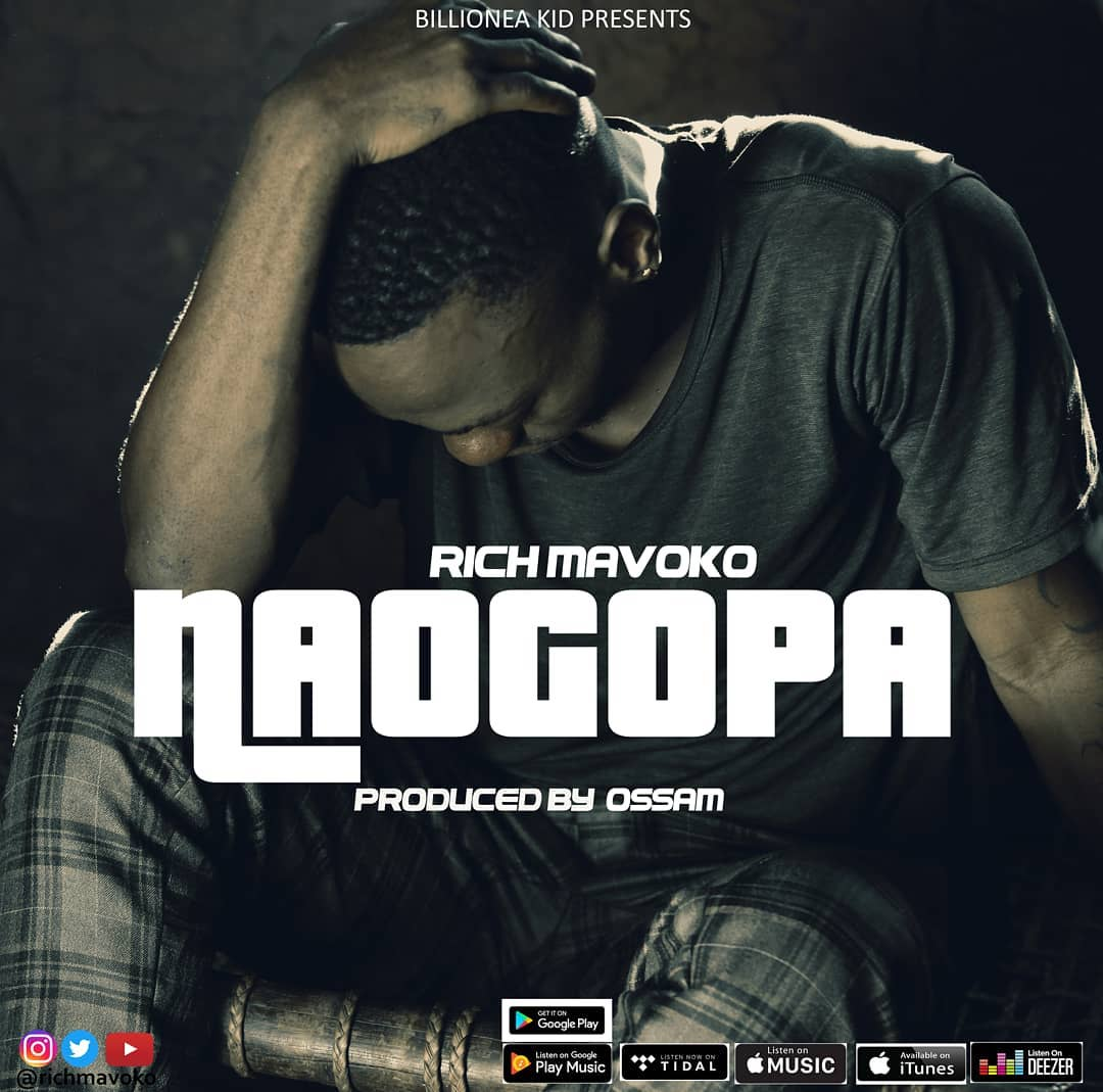 Photo of New AUDIO | Rich Mavoko – Naogopa | DOWNLOAD
