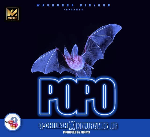 Photo of New AUDIO: Q Chillah X Kivurande Jr – Popo | Download