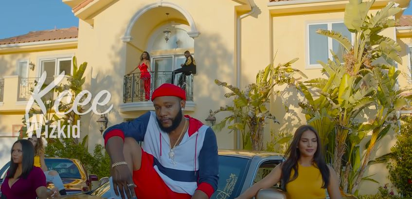 Photo of New VIDEO: Kcee ft. WizKid – Psycho