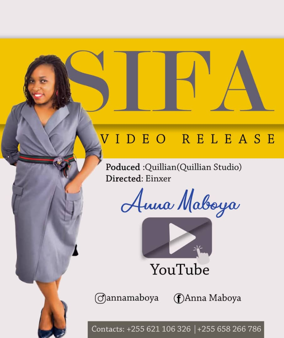 Photo of New AUDIO | Anna Maboya – Sifa | DOWNLOAD