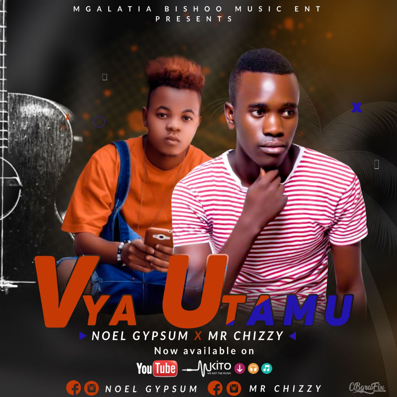 Photo of New AUDIO | Noel Gypsum X Chizzy- Vya Utamu | DOWNLOAD