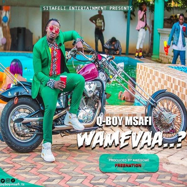 Photo of New AUDIO: Q Boy Msafi – Wamevaa | Download