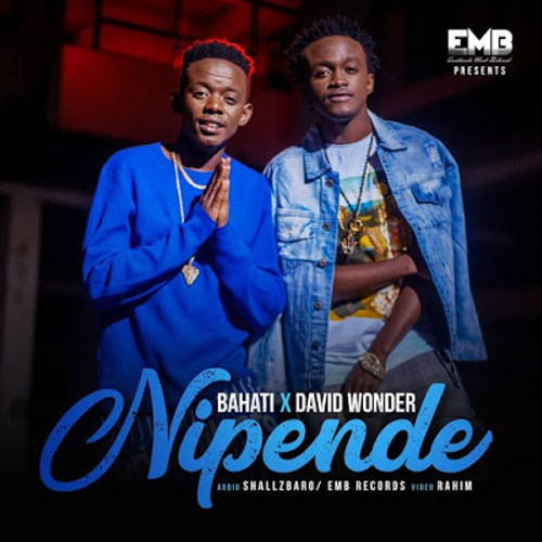 Photo of New AUDIO | Bahati & David Wonder – Nipende | DOWNLOAD