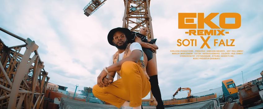 Photo of New VIDEO: Soti ft. Falz – Eko