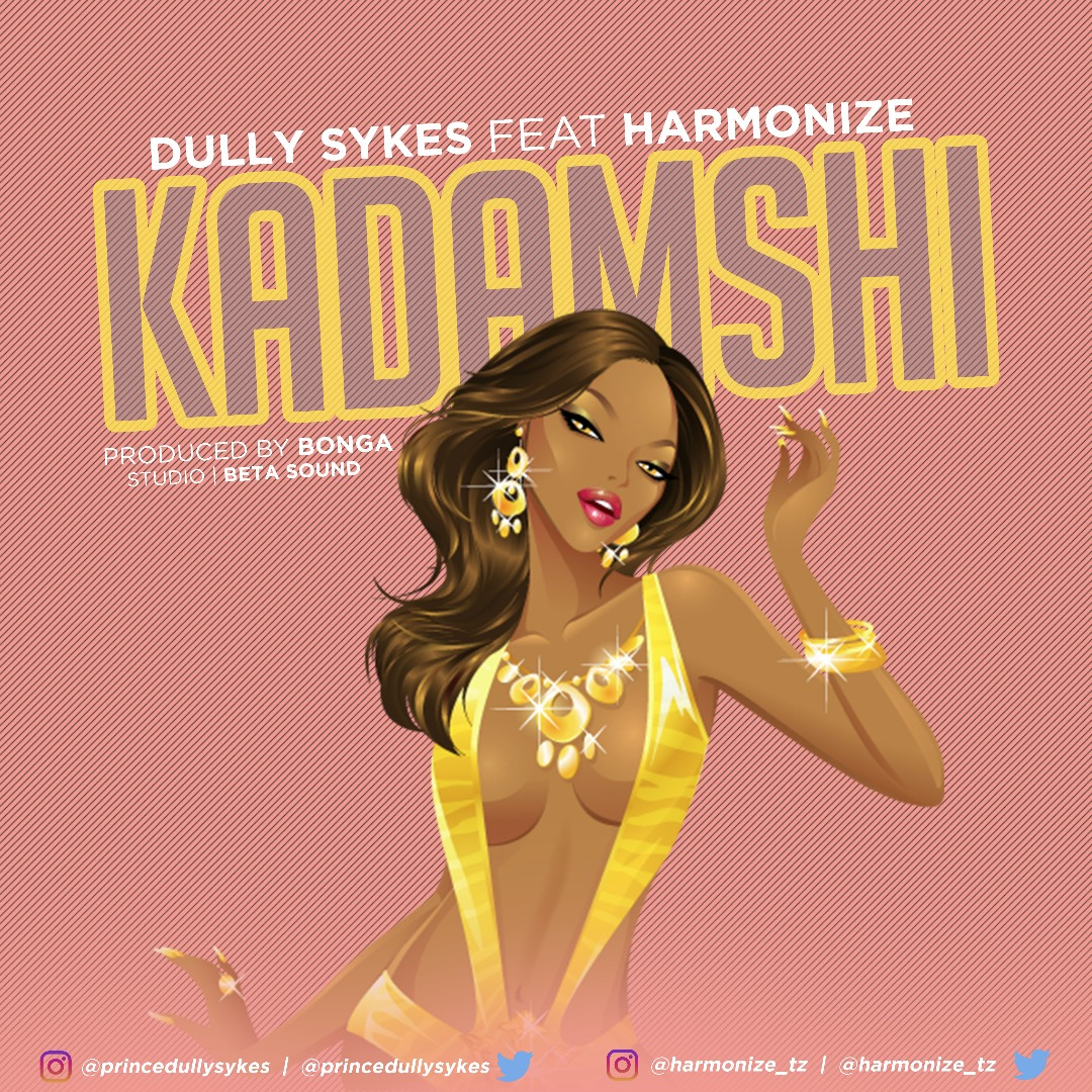 Photo of New AUDIO | Dully Sykes Ft. Harmonize – Kadamshi | DOWNLOAD