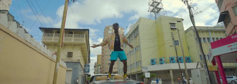 Photo of New VIDEO: Gazza – Sana