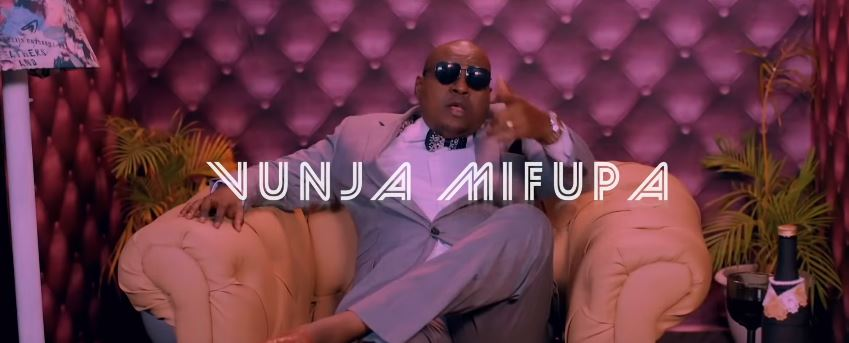 Photo of New VIDEO: Professor Jay Ft. Ruby – VUNJA MIFUPA