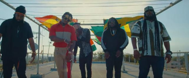 Photo of New VIDEO: Morgan Heritage x Jamaica ft Diamond Platnumz & Stonebwoy – Africa