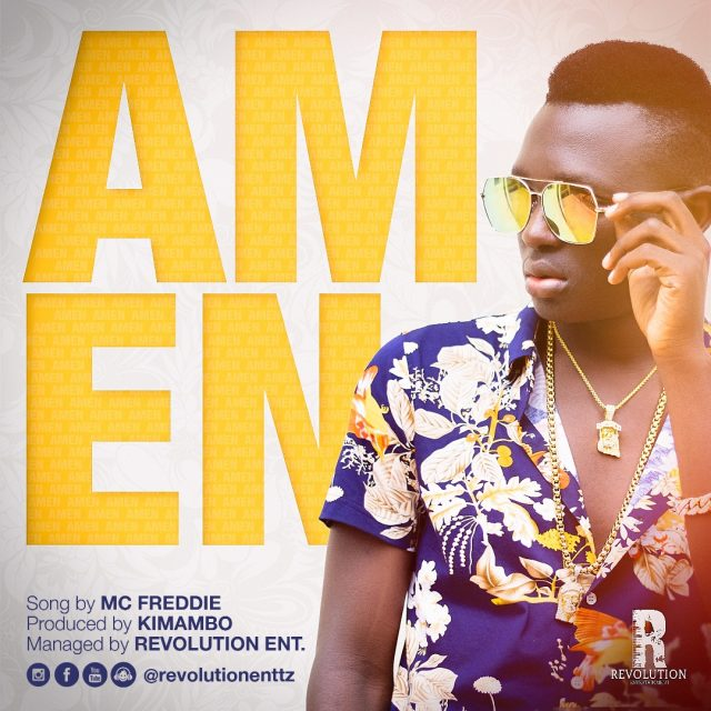 Photo of New AUDIO & VIDEO: Mc Freddie – Amen