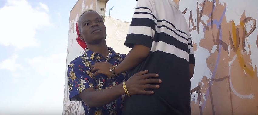 Photo of New VIDEO: Harmorapa Ft Amber Lulu – DUDE
