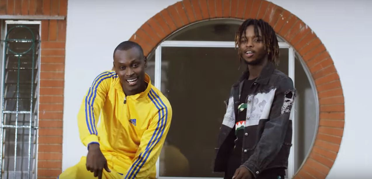 Photo of New VIDEO: King Kaka ft Kristoff & Magix Enga – Dundaing