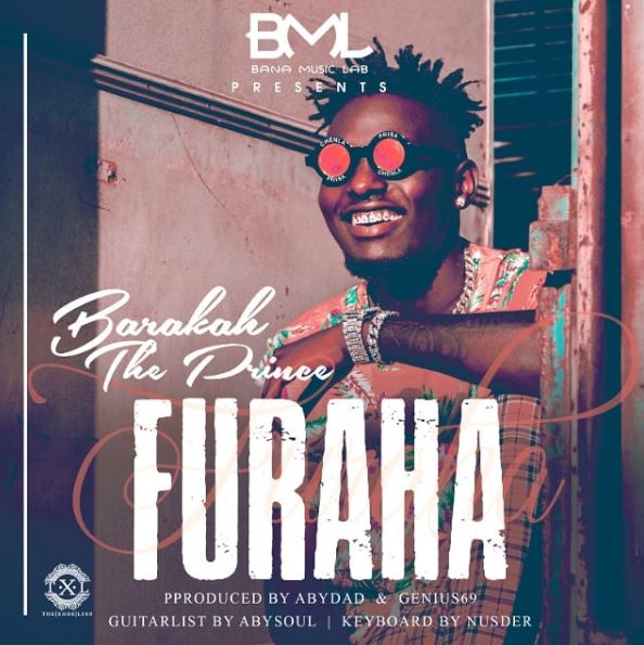 Photo of New AUDIO | Barakah The Prince – Furaha | DOWNLOAD