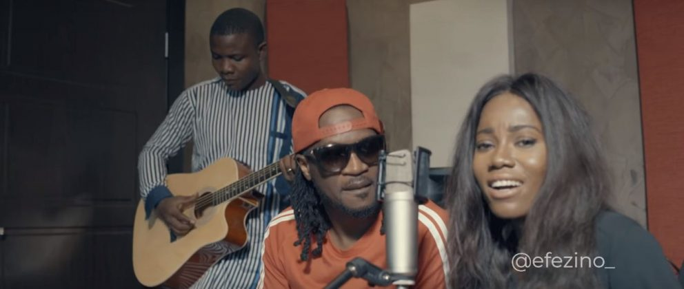 Photo of New VIDEO: Rudeboy ft. Efezino – Fire Fire [Accoustic Video]