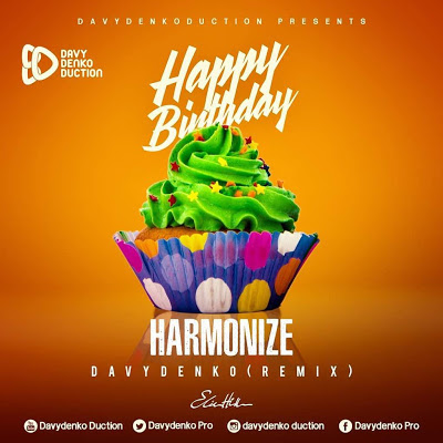 Photo of New AUDIO | Harmonize – Happy Birthday (Davydenko Remix) | DOWNLOAD
