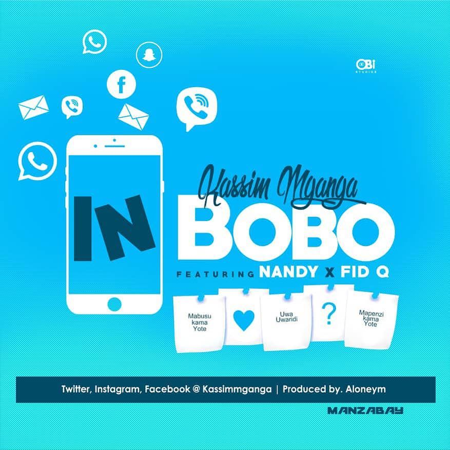 Photo of New AUDIO: Kassim Mganga Ft. Nandy X Fid Q – INBOBO | Download
