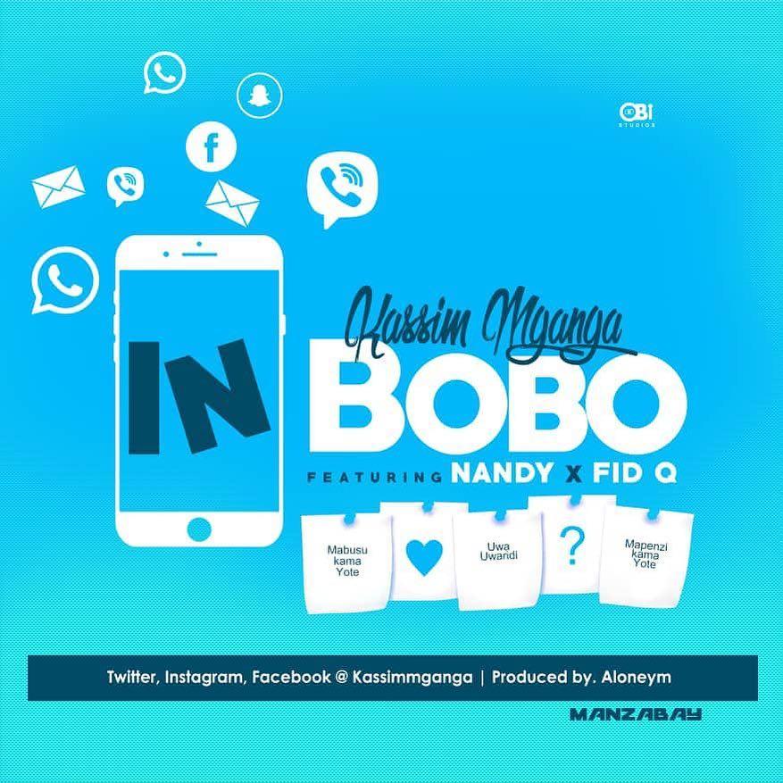 Photo of New AUDIO: Kassim Mganga Ft. Nandy X Fid Q – INBOBO | Download