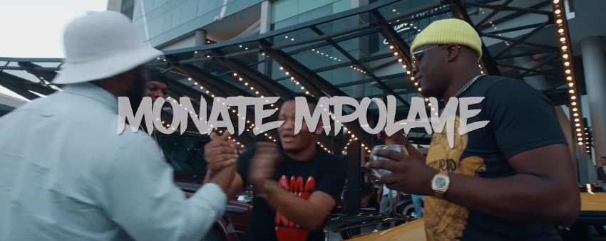 Photo of New VIDEO: DJ Sumbody ft. Cassper Nyovest, Thebe & Vettis –  Monate Mpolaye