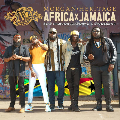 Photo of New AUDIO | Morgan Heritage x Jamaica ft. Diamond Platnumz & Stonebwoy – Africa