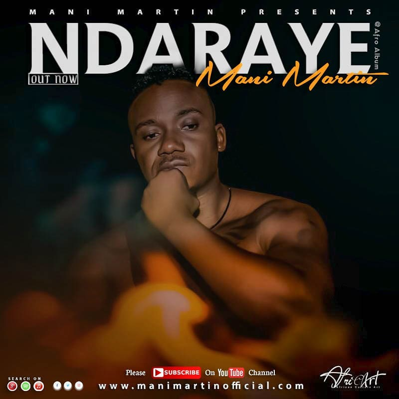 Photo of New AUDIO | Mani Martin – Ndaraye | DOWNLOAD