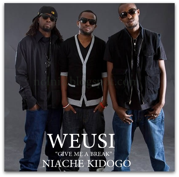 Photo of New AUDIO | Weusi  – Niache Kidogo | DOWNLOAD