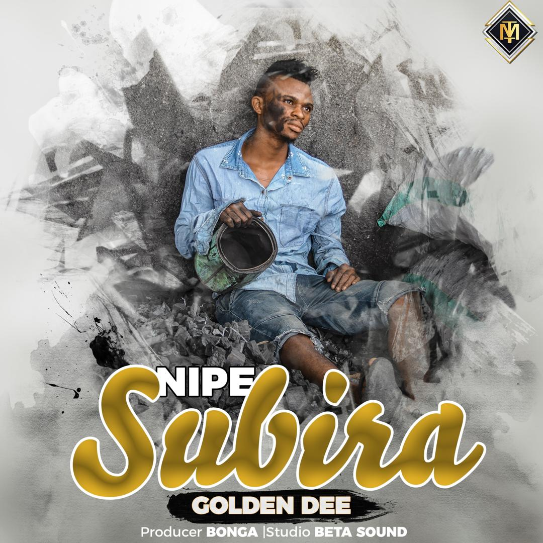 Photo of New AUDIO: Golden Dee – Nipe Subira | Download