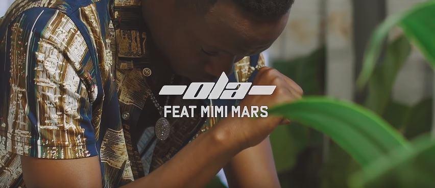 Photo of New VIDEO: Salmin Swaggz ft. Mimi Mars – Ola